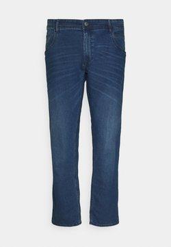 Blend - TWISTER - Jean slim - denim middle blue