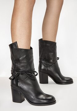 Inuovo - High Heel Stiefel - black blk