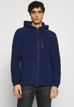 Pier One - Fleece jacket - blue