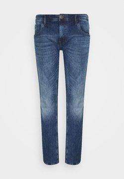 Blend - BLIZZARD FIT - Jean slim - denim dark blue