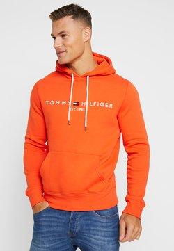 Tommy Hilfiger - LOGO HOODY - Hoodie - orange