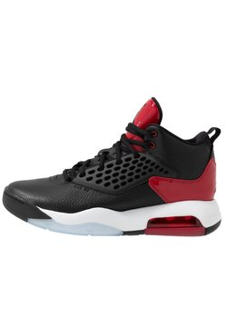 Jordan - MAXIN 200 - Sneaker high - black/gym red/white