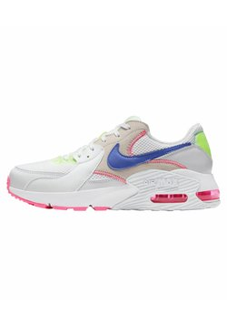 Nike Performance - AIR MAX EXCEE - Sneaker low - weiss/pink