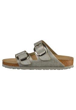 Birkenstock - ARIZONA - Slip-ins - silver