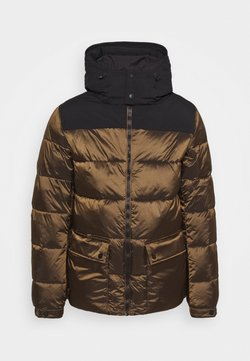 Scotch & Soda - MID-LENGHT HOODED JACKET - Winterjacke - combo