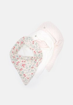 Cotton On - BANDANA BIB 3 PACK - Tuch - maude/vanilla/crystal pink