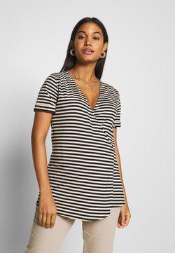 Queen Mum - NURS MIAMI - T-Shirt print - black
