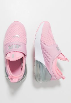 Nike Sportswear - AIR MAX 270 EXTREME - Instappers - pink/metallic silver/white