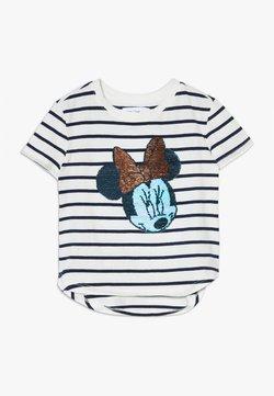 GAP - GIRL  - T-Shirt print - navy
