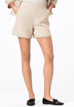 HALLHUBER - Shorts - creme