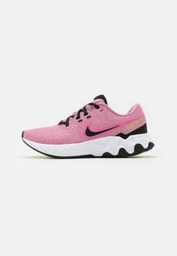 Nike Performance - RENEW RIDE 2 - Zapatillas de running neutras - elemental pink/black/pink glow/cyber