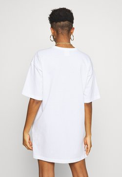 Champion Reverse Weave - DRESS - Jerseyjurk - white