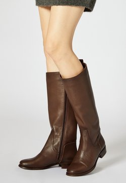 usha - Stiefel - brown