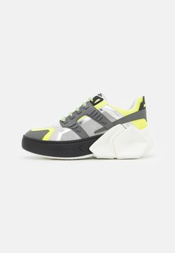 Hide&Jack - SILVERSTONE UNISEX - Sneakers laag - black