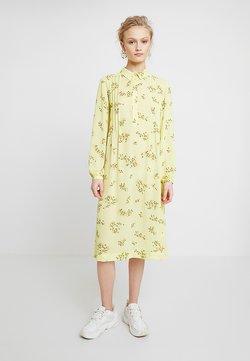 Samsøe Samsøe - MUSA DRESS - Vestido camisero - yellow breeze