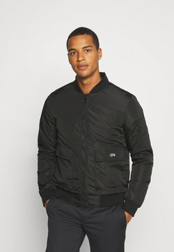274 - BASEBALL JACKET - Giubbotto Bomber - black