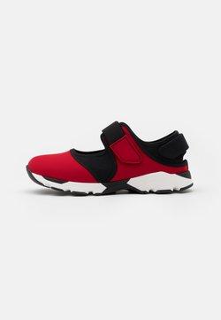 Marni - UNISEX - Sneaker low - red/black