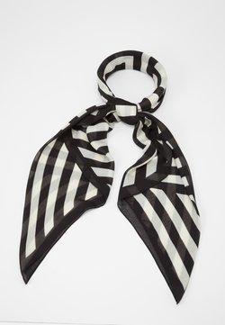 The Kooples - Foulard - black/white