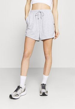 Cotton On Body - LIFESTYLE ON YA BIKE SHORT - Korte broeken - grey marle