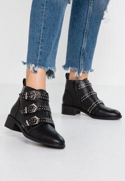 ONLY SHOES - Boots à talons - black