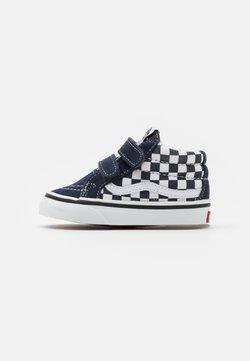 Vans - SK8-MID REISSUE  - Sneakersy wysokie - india ink/true white