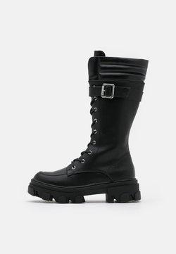 Even&Odd - Platform-saappaat - black