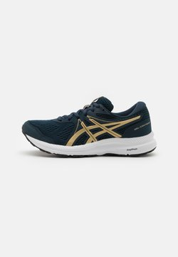 ASICS - GEL CONTEND 7 - Laufschuh Neutral - french blue/champagne