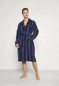 Pier One - Dressing gown - dark blue/blue