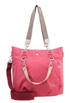 Lässig - MIX N MATCH BAG - Borsa fasciatoio - strawberry