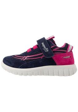 Superfit - SPORT7 MINI - Sneakers laag - blau/rosa