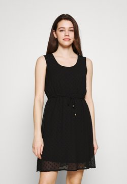 ONLY - ONLLINA DRESS - Sukienka koktajlowa - black