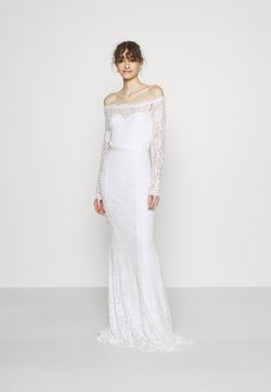 Nly by Nelly - SAY YES GOWN - Ballkleid - white