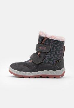 Superfit - ICEBIRD - Snowboot/Winterstiefel - grau/rosa