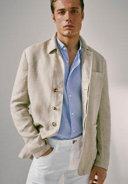 Massimo Dutti - Blazer - beige