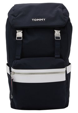 Tommy Hilfiger - BACKPACK - Reppu - blue