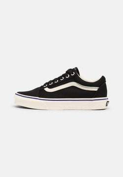Vans - OLD SKOOL UNISEX - Sneaker low - retro cali raven/spectrum blue