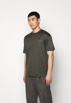 Emporio Armani - T-shirt basic - dark green