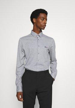 Tommy Hilfiger Tailored - TECH FLEX SLIM - Overhemd - grey
