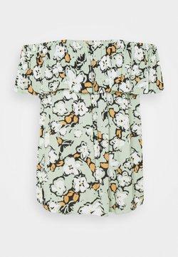 ICHI - IHMARRAKECH - T-Shirt print - swamp