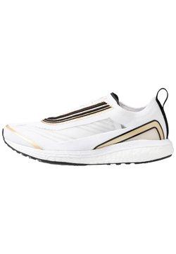 adidas by Stella McCartney - BOSTON S. - Juoksukenkä/neutraalit - footwear white/golden butter
