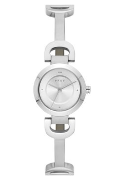DKNY - CITY LINK - Montre - silver-coloured