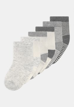 Carter's - NEUTRAL 6 PACK - Calcetines - grey