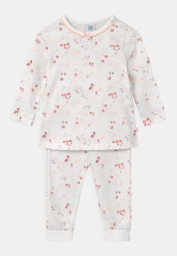 Sanetta - Pijama - white pebble