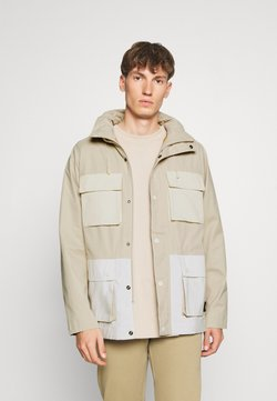 Scotch & Soda - POCKET MILITARY JACKET - Parka - beige