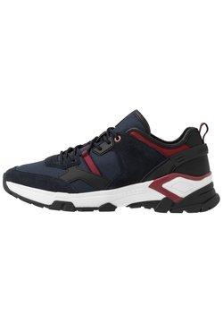 Antony Morato - PLUG - Sneakers laag - ink blu