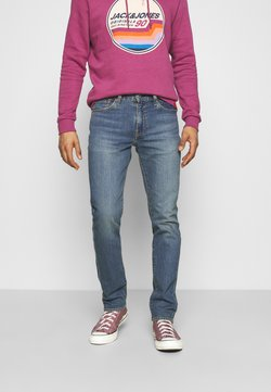Levi's® - 511™ SLIM - Slim fit -farkut - med indigo worn in