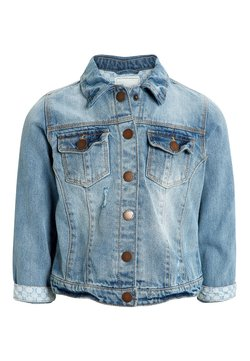 Next - DENIM JACKET - Spijkerjas - blue