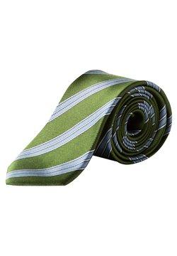 JP1880 - Krawatte - donkergroen
