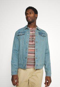 Solid - SDPEYTON - Kurtka jeansowa - light vintage blue denim
