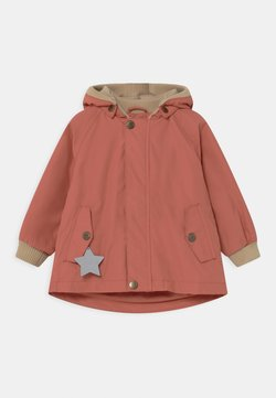 MINI A TURE - WALLY UNISEX - Abrigo corto - canyon rose